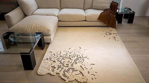 فرش طرح مدرن و فانتزی-فرش فانتزی-فرش طرح مدرن