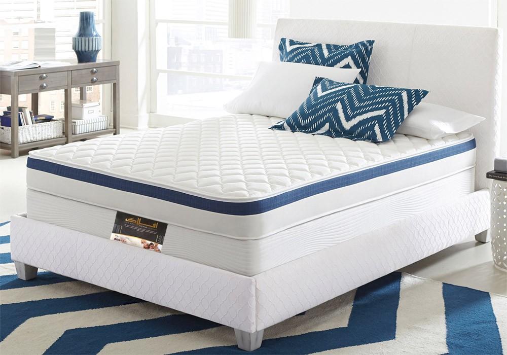 اندازه و سایز تشک با توجه به طول تختخواب انتخاب می شود