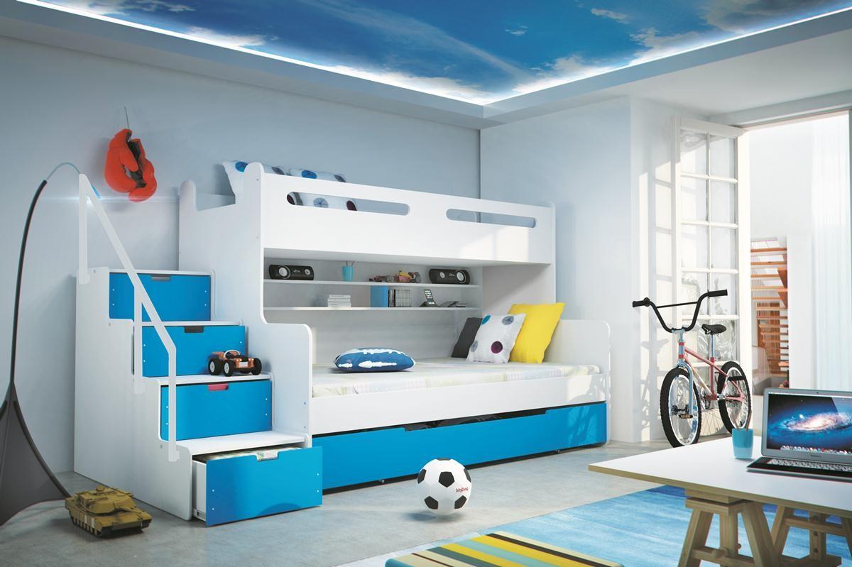 اتاق خواب کودک به دکوراسیون متفاوتی نیاز دارد.