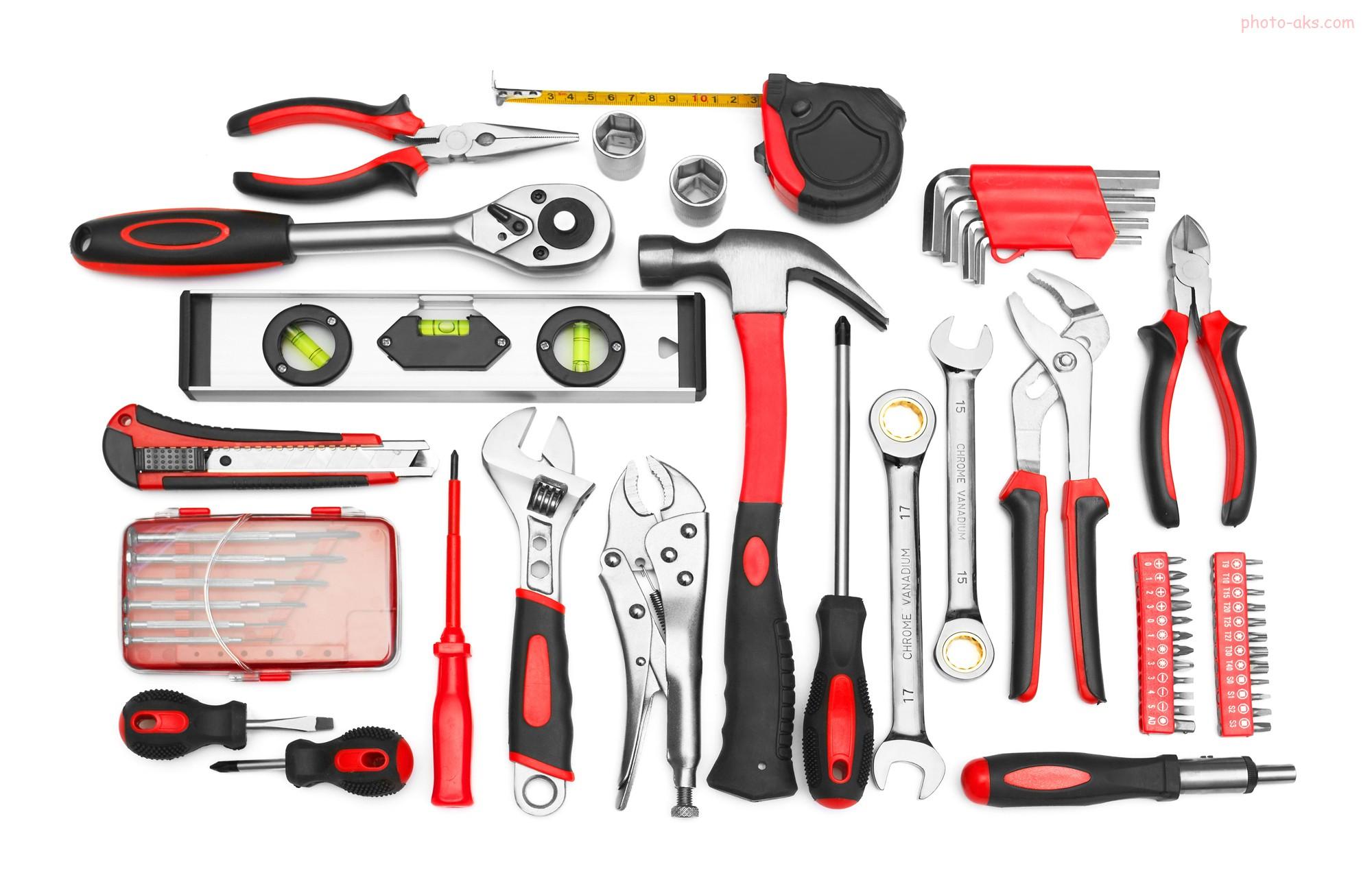 ساخت و ساز بدون وسایل و ابزارهای خاص ممکن نیست.
