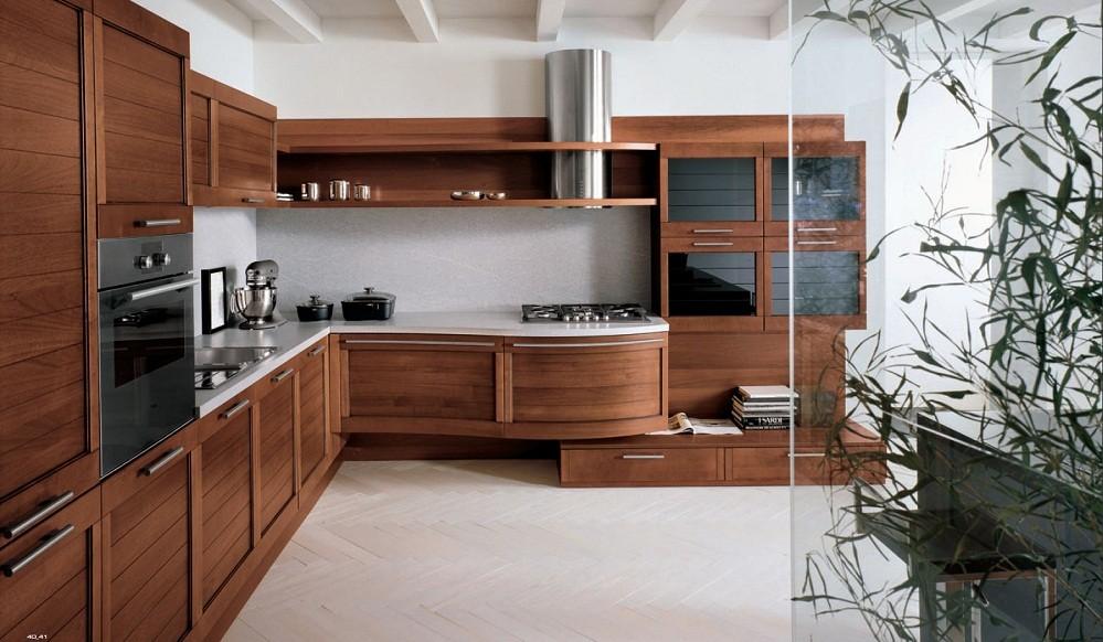انواع کمدهای آشپزخانه شامل فلزی، چوبی، پلاستیک   PVC، MDF و هایگلاس هستند.